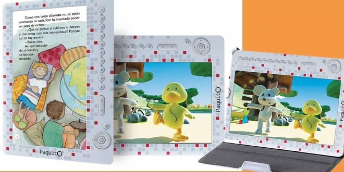 Futurología: La española Imaginarium lanzará un tablet para niños