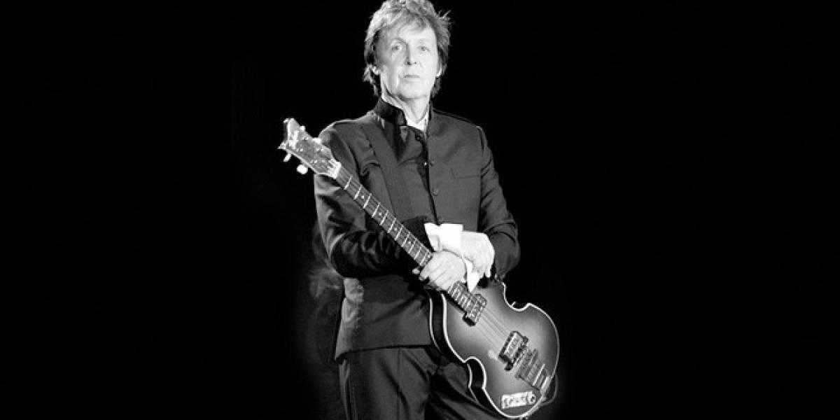 Paul McCartney compondrá la música de un videojuego