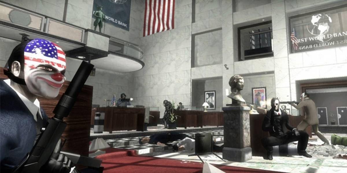 Payday: The Heist gratis para los miembros de PlayStation Plus