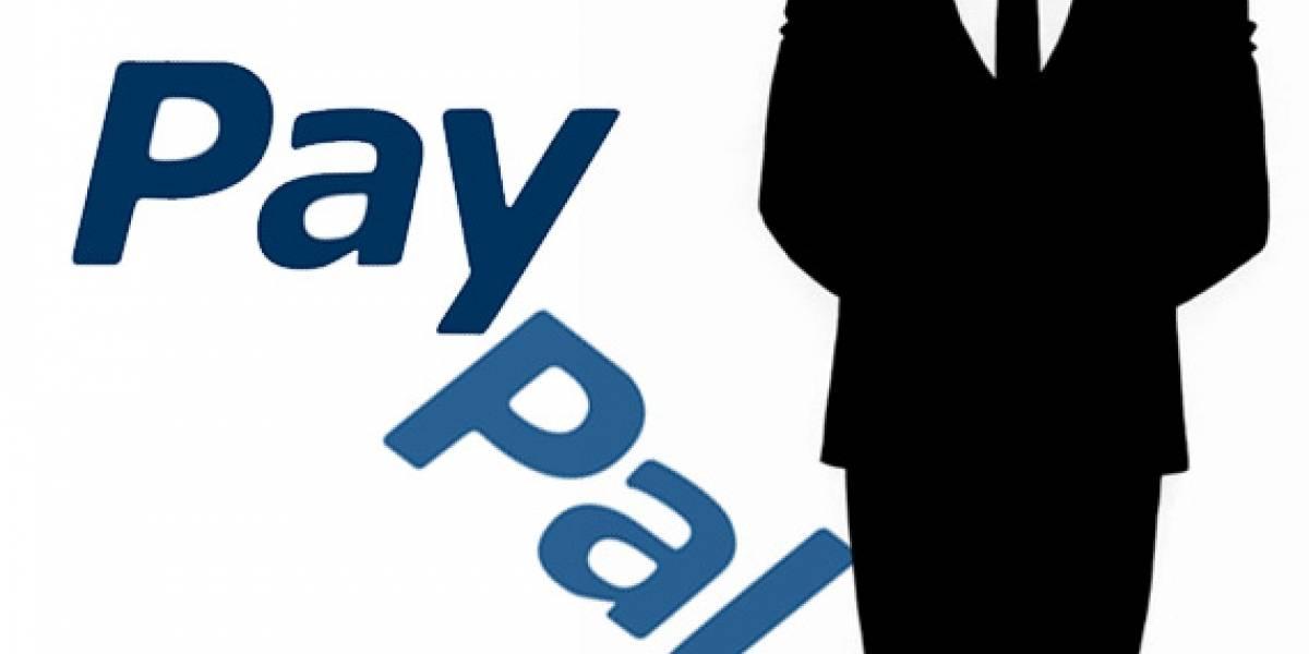 Anonymous se lanza contra PayPal después de que entregara datos al FBI