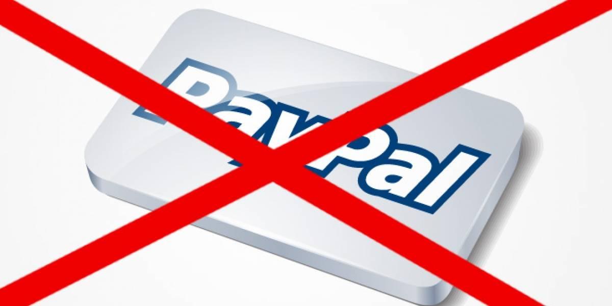 Paypal bloqueó los envíos de dinero dentro de Argentina