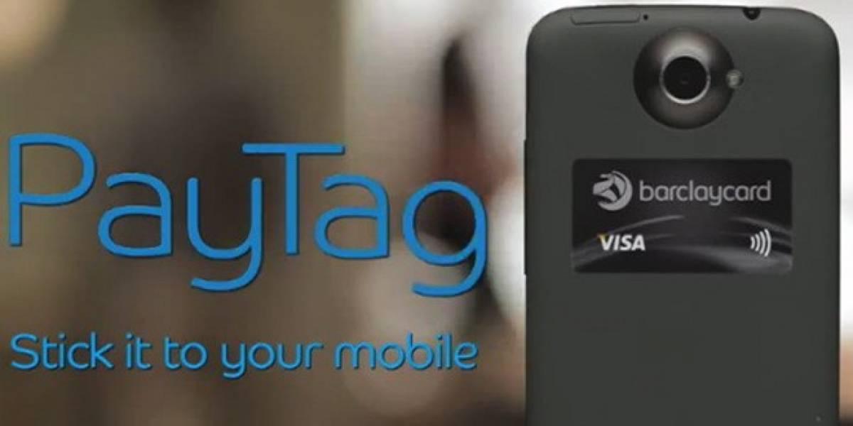 Banco Barclays crea stickers NFC para sus clientes