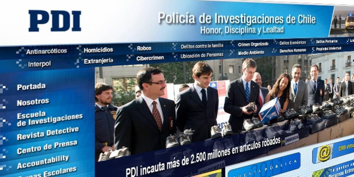 Chile: Derechos Digitales denuncia a la Policía de Investigaciones por no respetar la vida privada