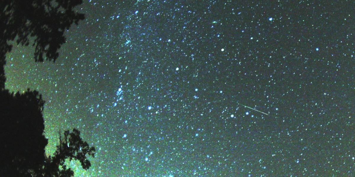 Las Perseidas adornarán el cielo del Hemisferio Norte este fin de semana