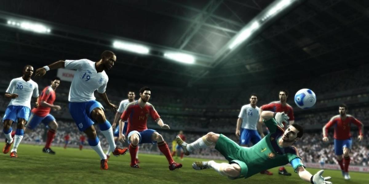 Primer trailer de PES 2012 en acción [E3 2011]