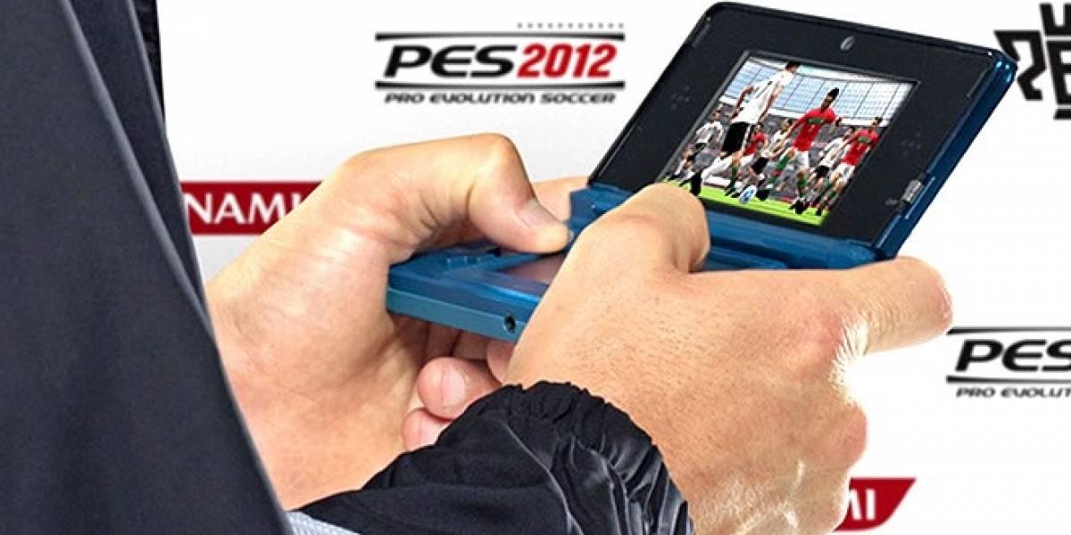 México: Konami te regala PES 2012 para 3DS en nuestro aniversario