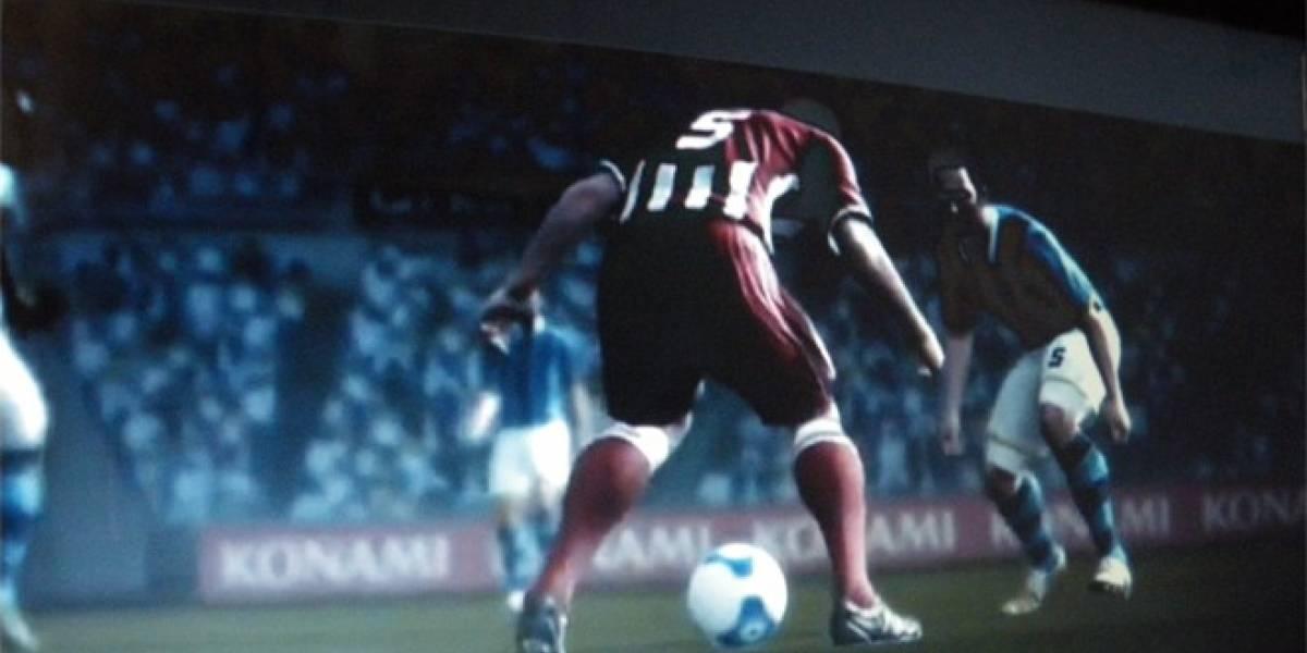 PES 2012: el juego de Konami llega con nuevas equipaciones para España