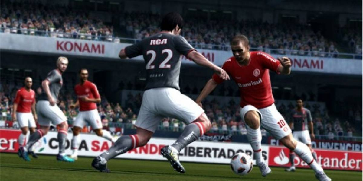 Definitivo: la primera demo de PES 2012 no llegará a Xbox 360