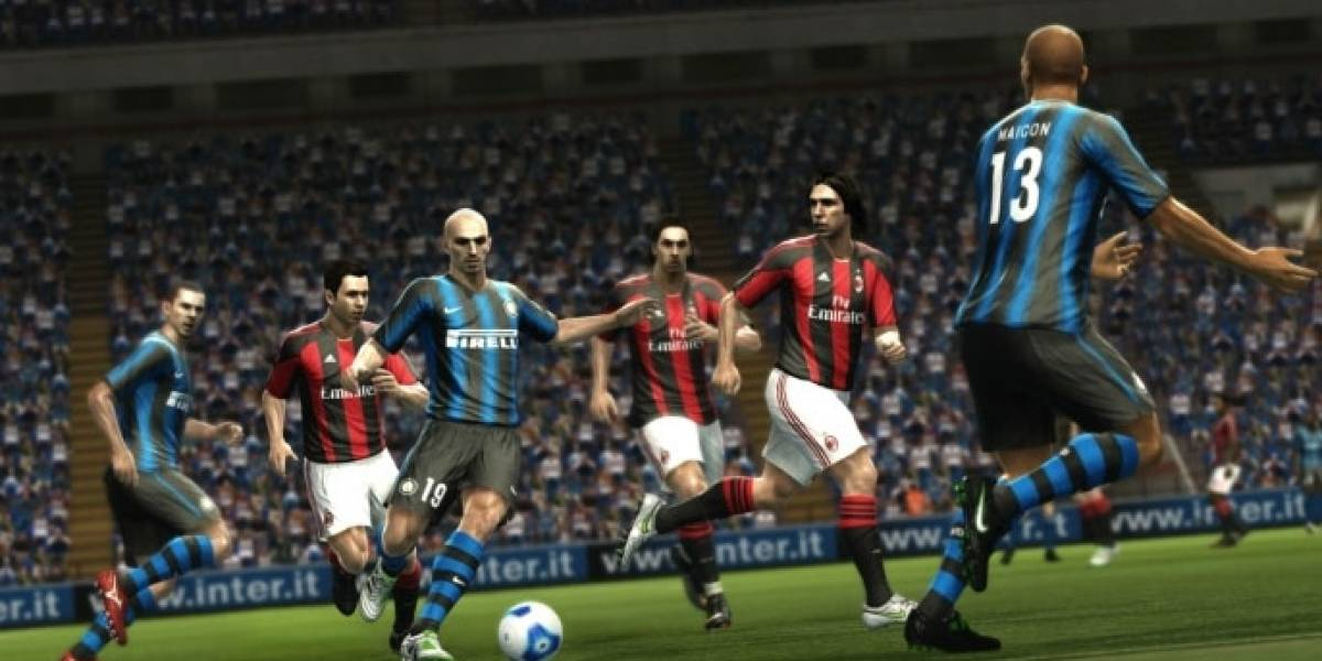 Konami anuncia el sistema Teammate Control para PES 2012