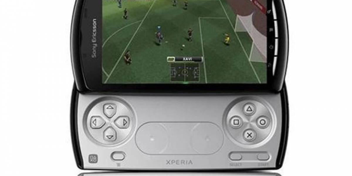 Ya puedes jugar PES 2012 en tu Xperia Play