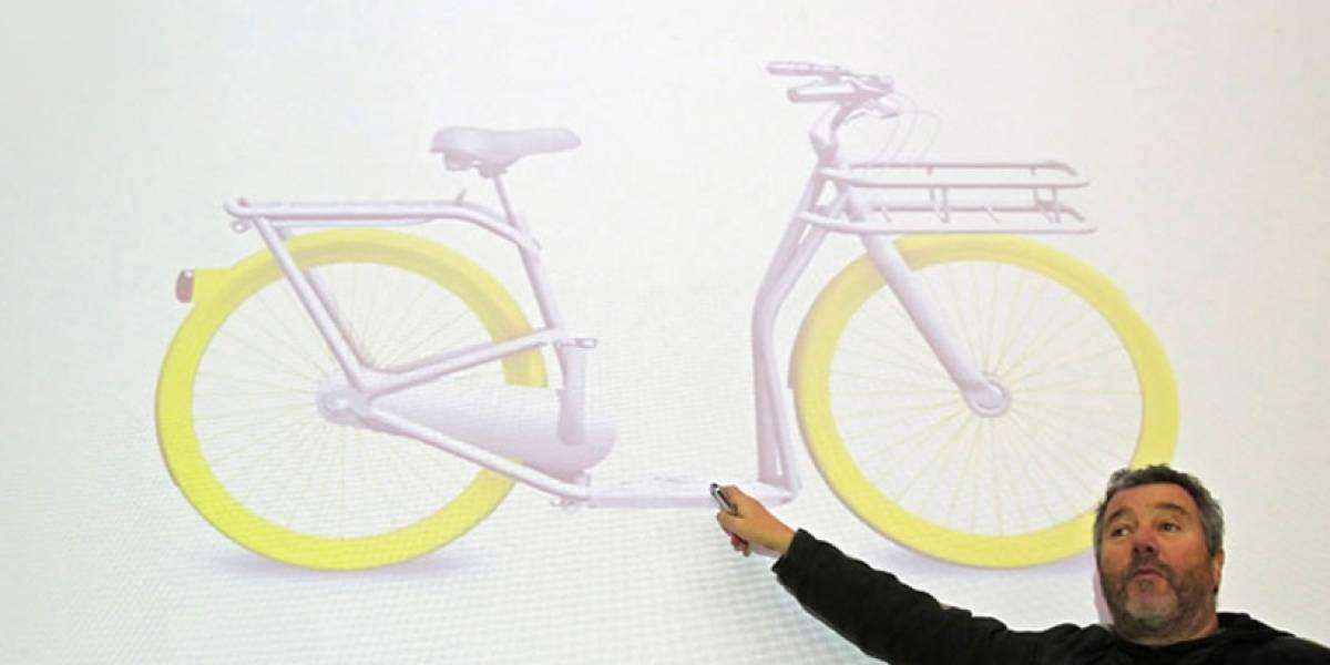 City Pibal: La bicicleta futurista diseñada por Philippe Starck para Peugeot