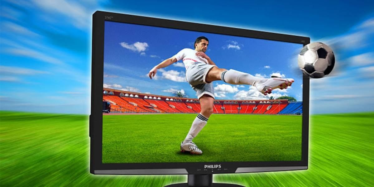 Philips presenta su nuevo monitor 273G orientado a los videojuegos 3D