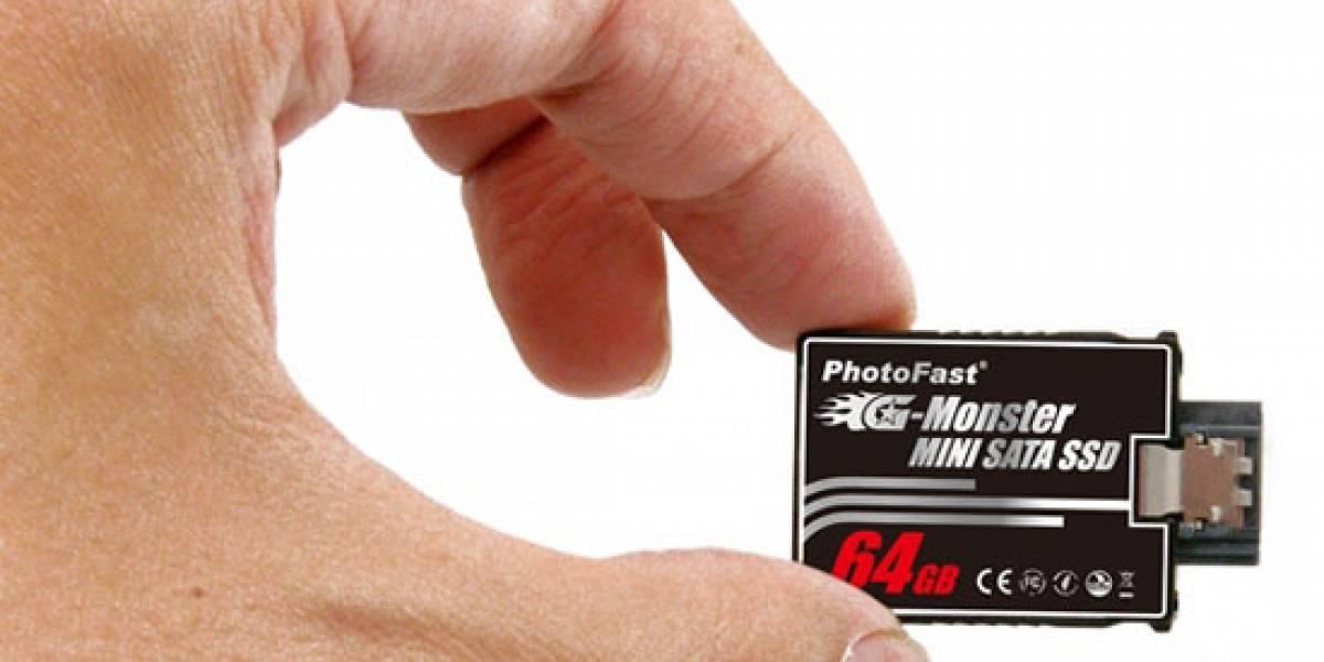 PhotoFast presenta el SSD mas pequeño