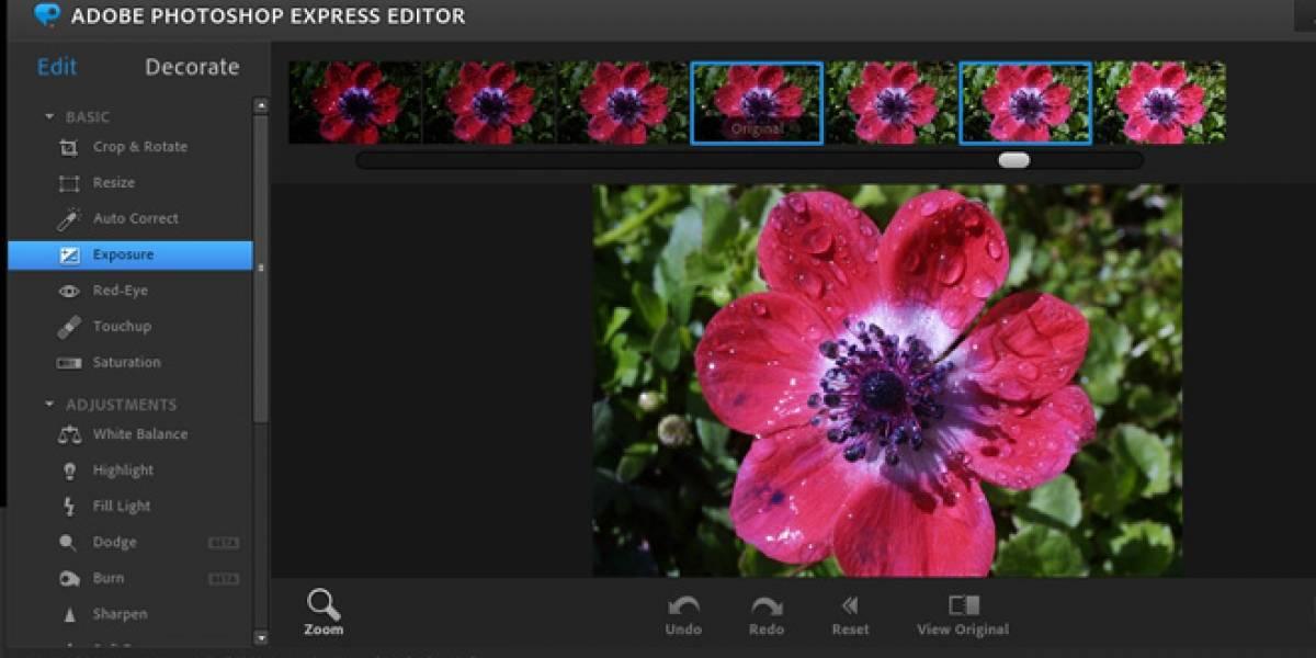 En la nube: 5 alternativas para editar fotos online