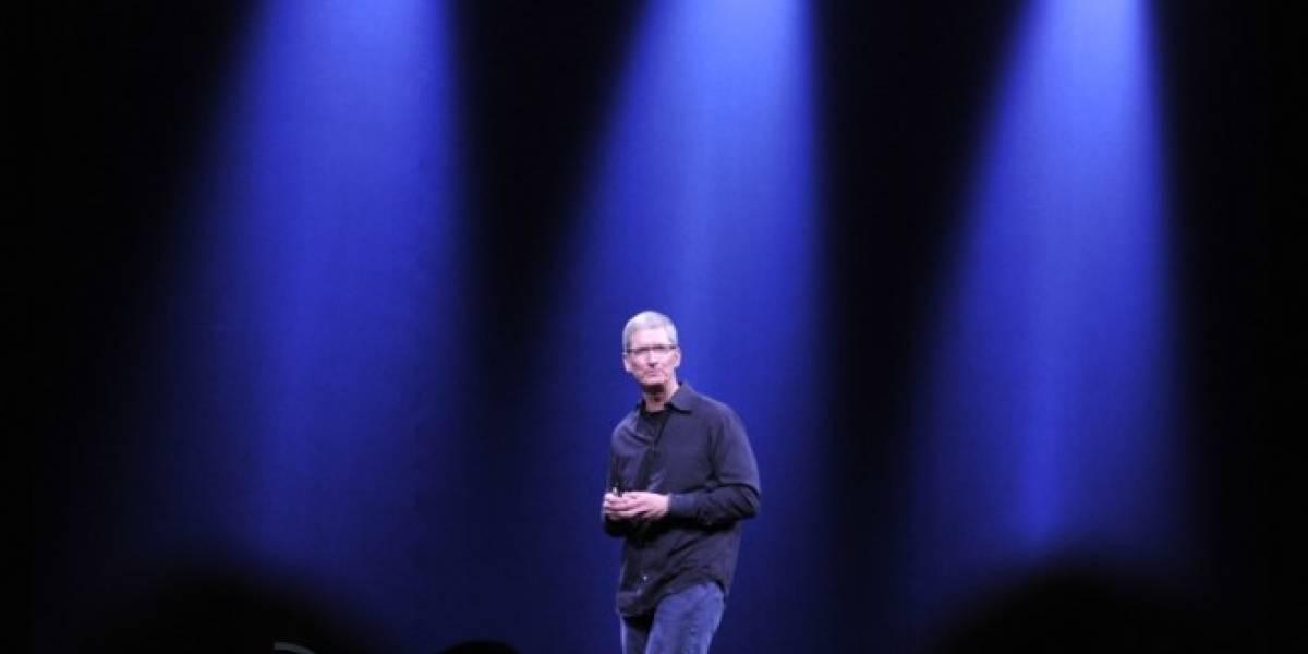 WWDC 2012: Tim Cook entrega asombrosas cifras relacionadas a la App Store
