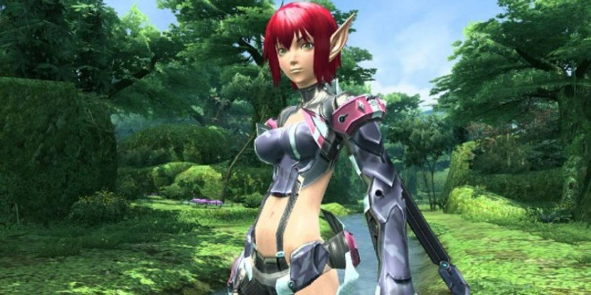 Phantasy Star Online 2 tendrá modelo de negocio Free-To-Play