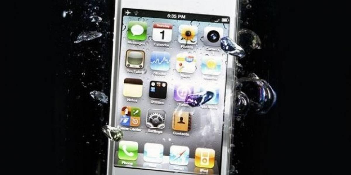 Liquipel: Otro invento para proteger smartphones del agua