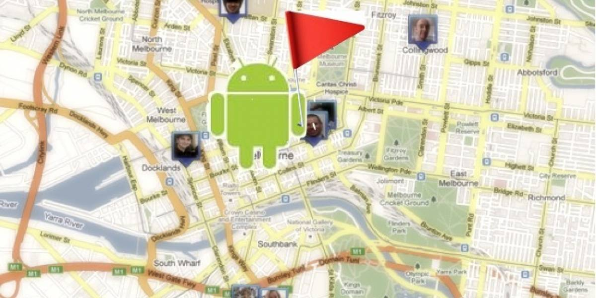 Foursquare tendrá soporte NFC en Android