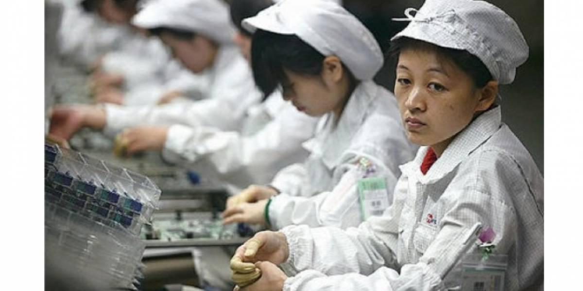 Apple pide auditoría a Foxconn por sus condiciones laborales