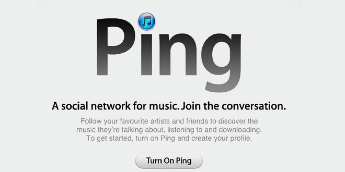Apple anuncia el fin de Ping, su intento de red social musical
