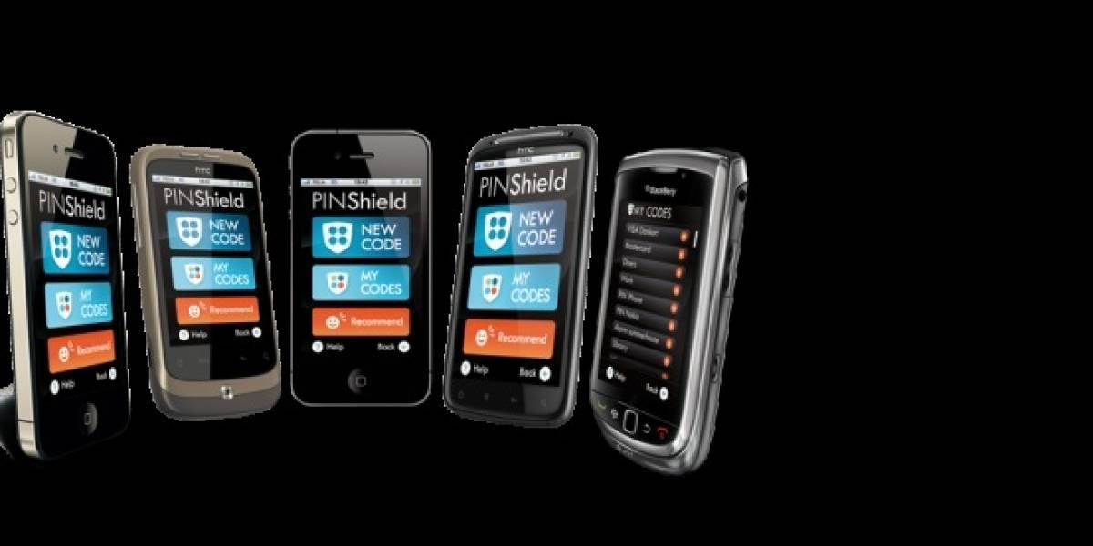 PINShield te ayuda a recordar tus números PIN