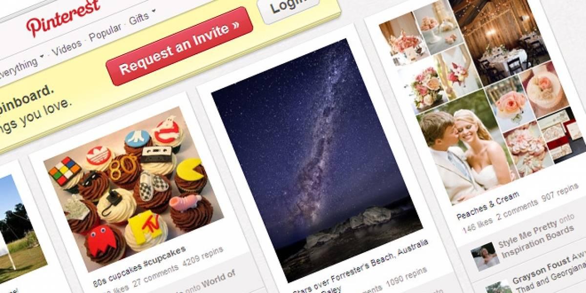 Flickr bloquea a Pinterest y no le deja sacar fotos protegidas