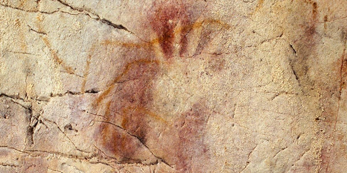 Estudio de pinturas rupestres sugiere que los Neandertal eran más inteligentes de lo que pensábamos