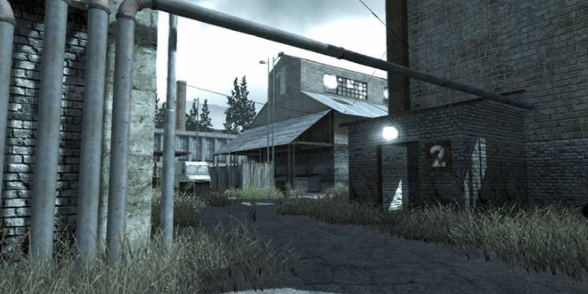 Activision recicla material de Call of Duty 4 en Modern Warfare 3