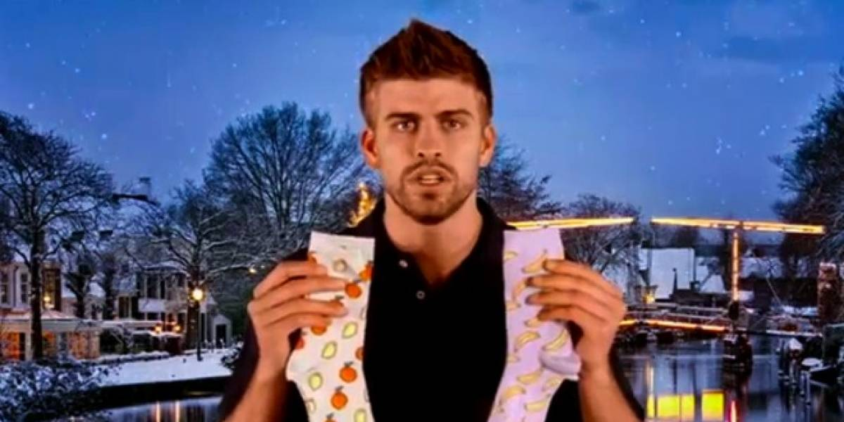 Piqué, Kaká, Rooney, Cahill y Wilshere te dicen que quieren para navidad