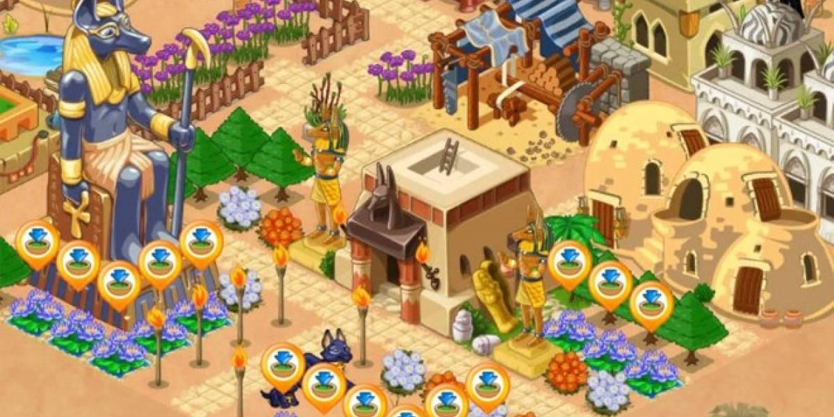 Pyramidville: El juego faraónico se renueva para iPhone, iPad y iPod Touch
