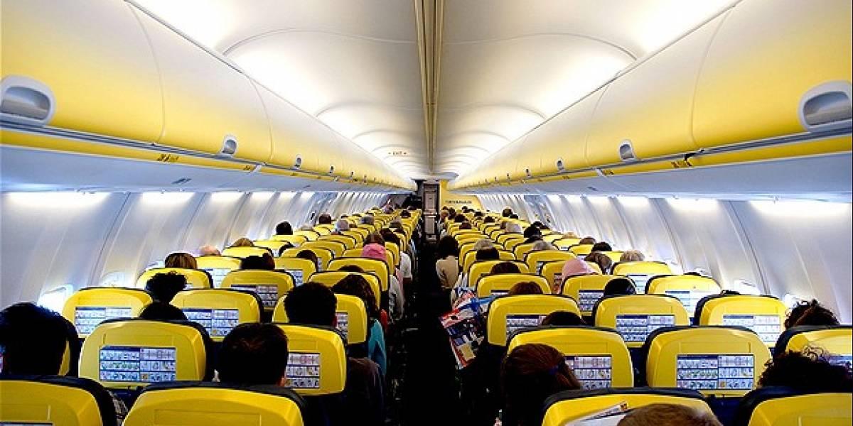 6A es el asiento preferido de quienes viajan en avión