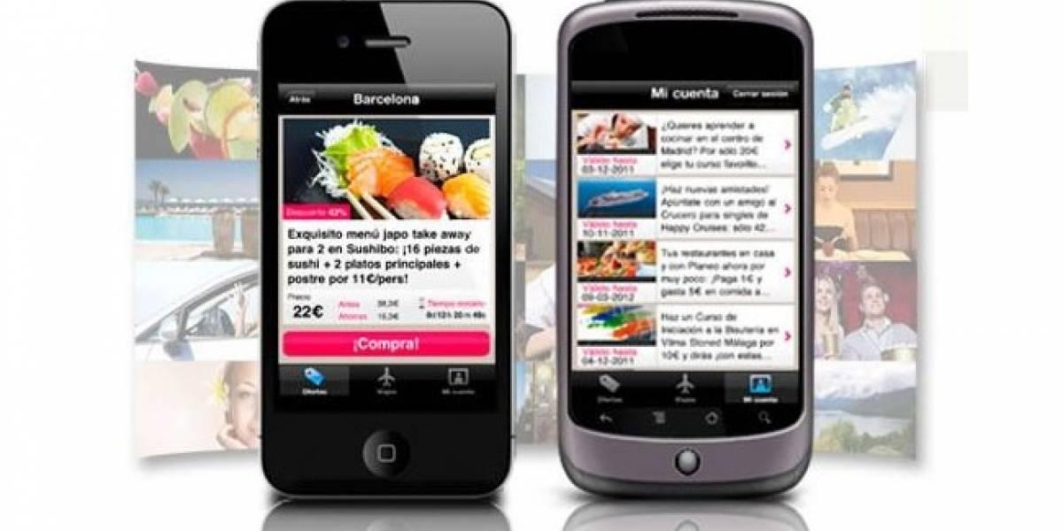 España: Planeo lanza sus aplicaciones para iOS y Android