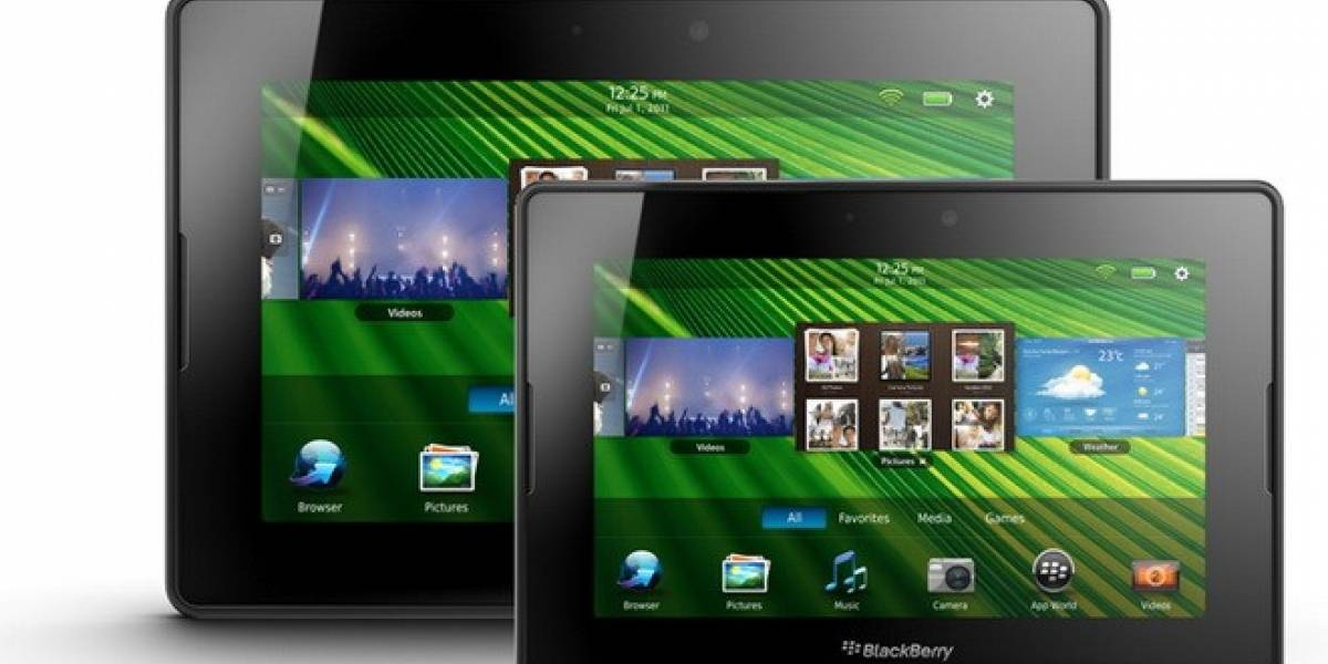 Misteriosa BlackBerry PlayBook aparece en Vietnam