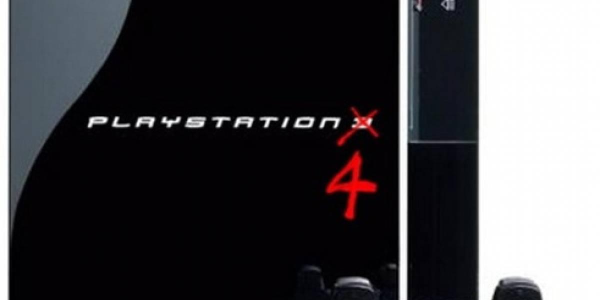Sony está trabajando en la PlayStation 4