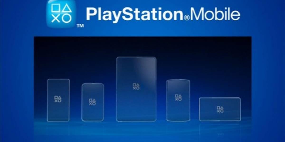 PlayStation Mobile para Android estará disponible a fines de año