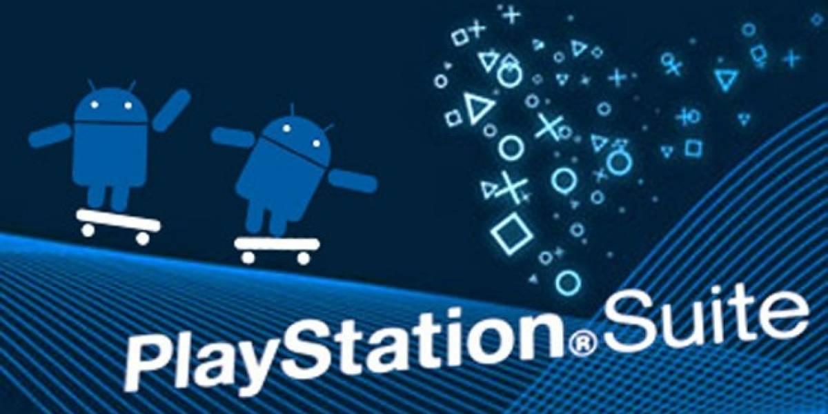 El beta del kit de desarrollo de Playstation Suite ya disponible