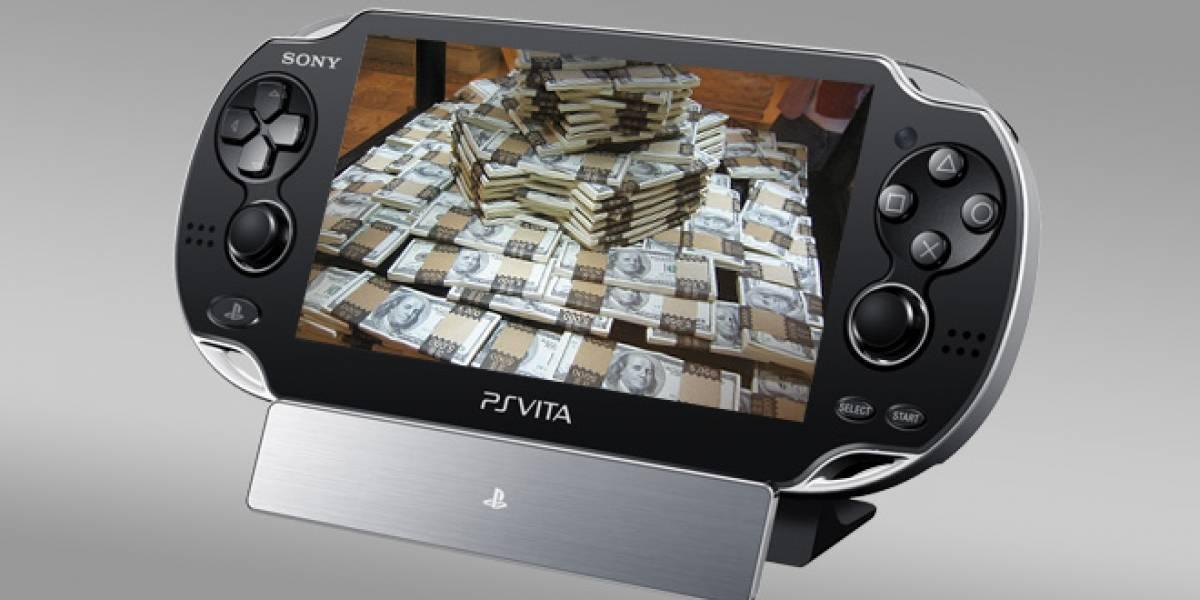 PlayStation Vita vende 321 mil unidades en su debut