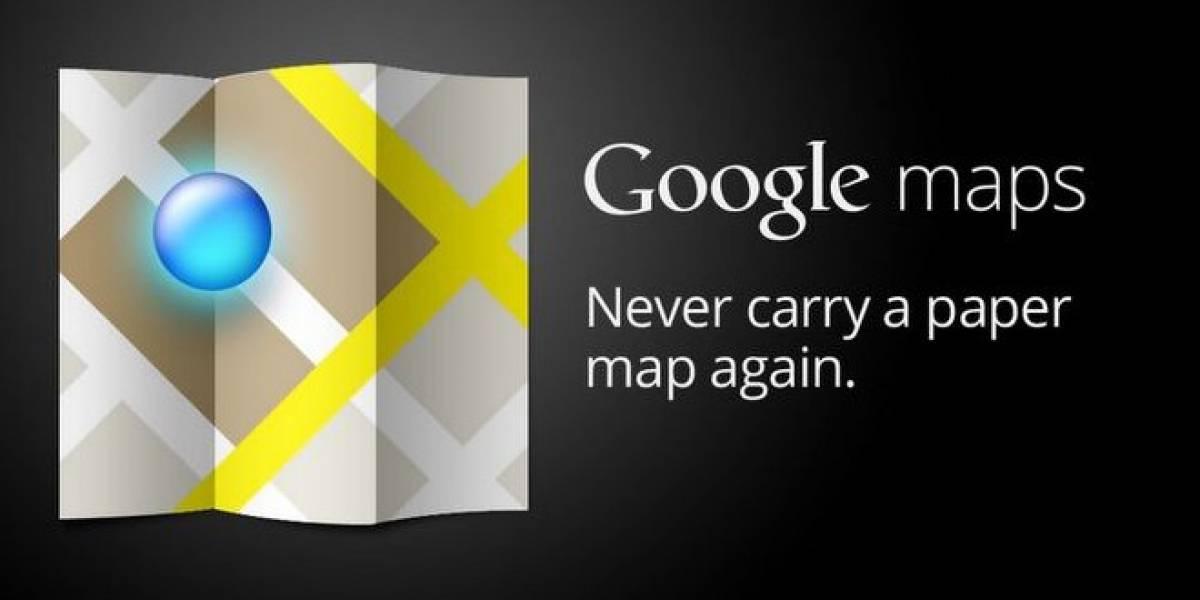 Google Maps con opción offline ya está disponible en su versión 6.9 para Android