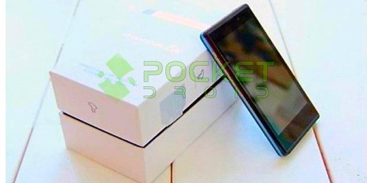 Primeras imágenes del LG Optimus EX