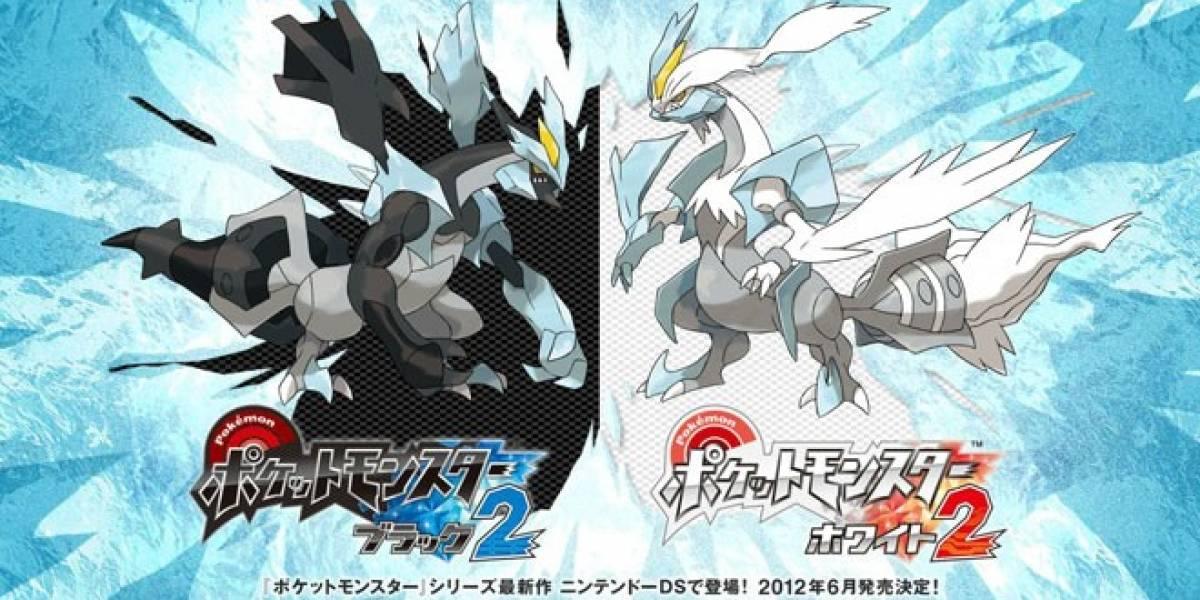 Nintendo confirma el desarrollo de Pokémon Black y White 2