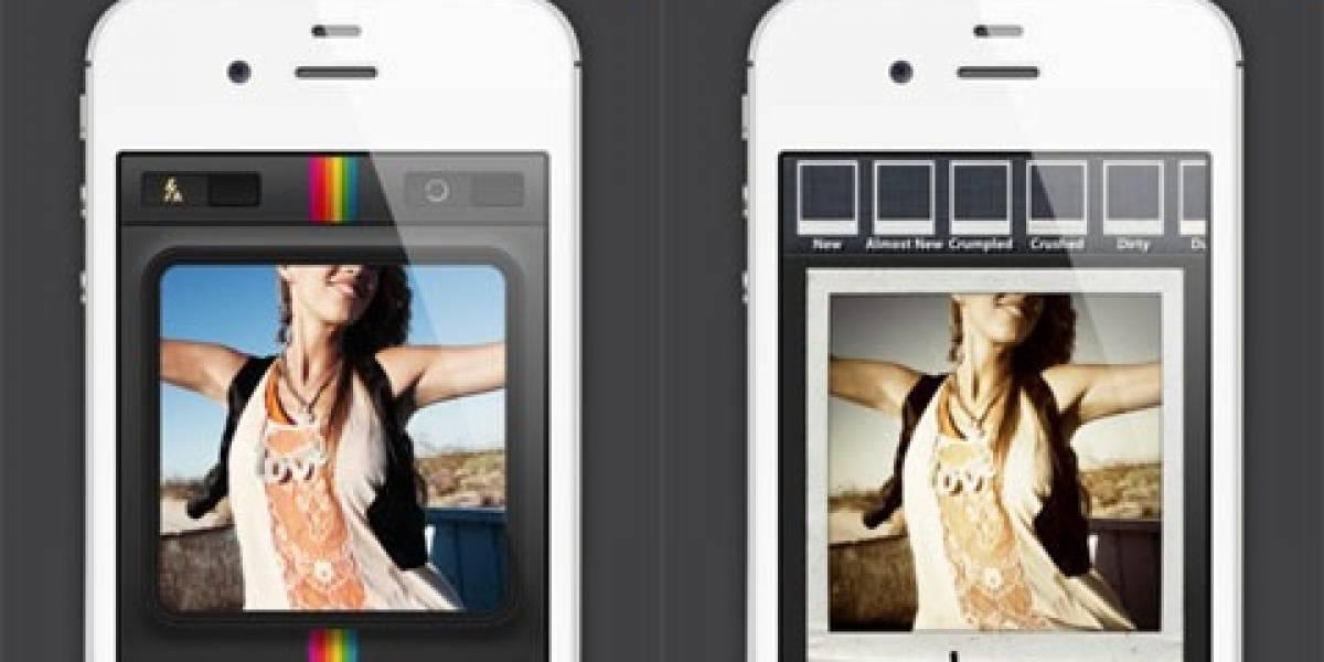 Polaroid se sube a la tendencia fotográfica vintage y lanza su aplicación Polamatic