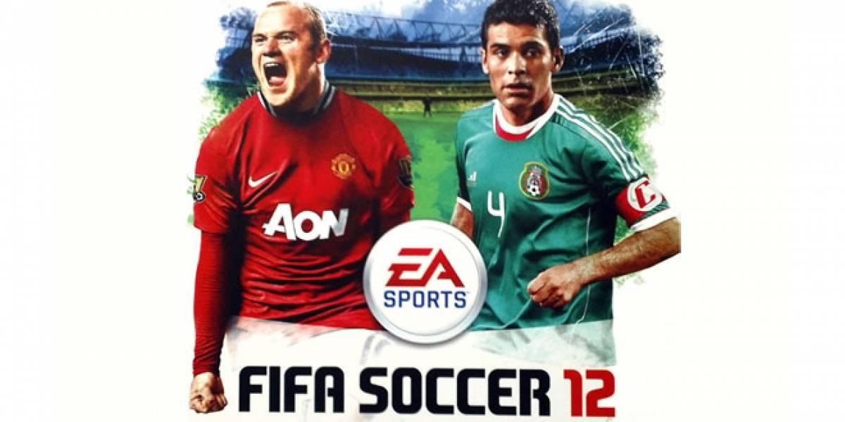 FIFA 12: 3.2 millones de copias vendidas durante la primera semana