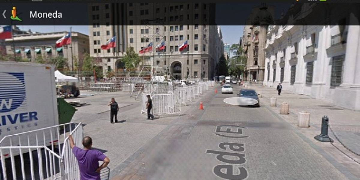 Google Street View ahora funciona en Chile, aprende a usarlo en tu Android [W Tip]