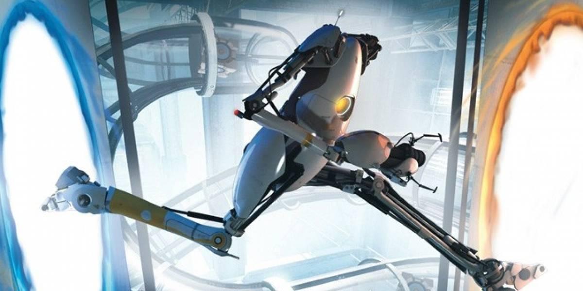 Portal 2 gana el BAFTA al mejor juego