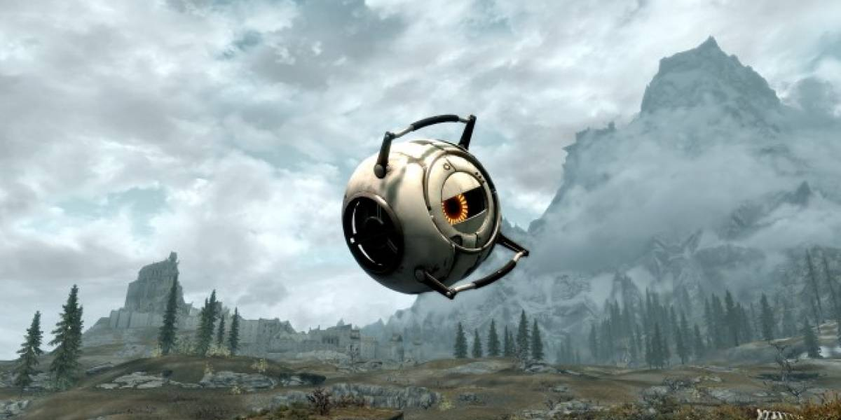 Skyrim Creation Kit ya disponible junto a gráficas super-ultra-HD y descuento