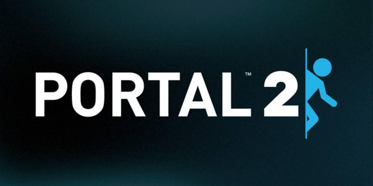 En el segundo DLC de Portal 2 podrás editar niveles dentro del juego