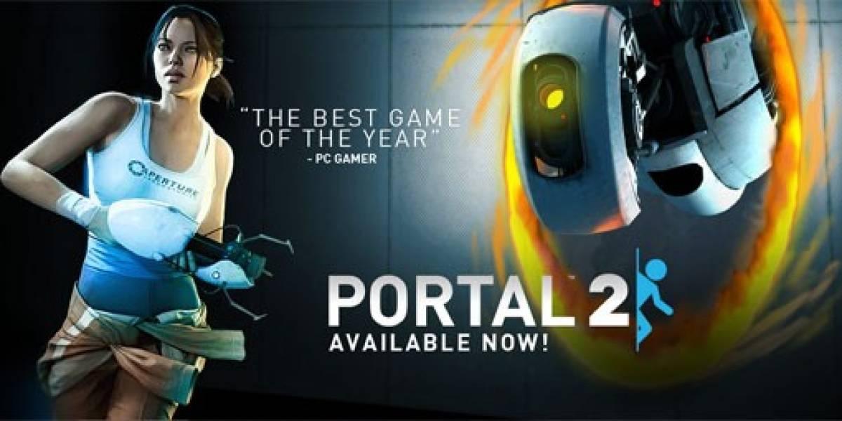 Portal 2 ya está disponible para PC y Mac