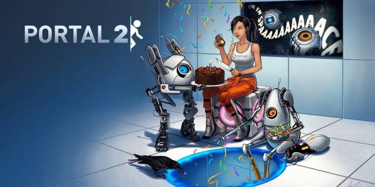 El primer DLC para Portal 2 se lanzará en Septiembre [gamescom 11]