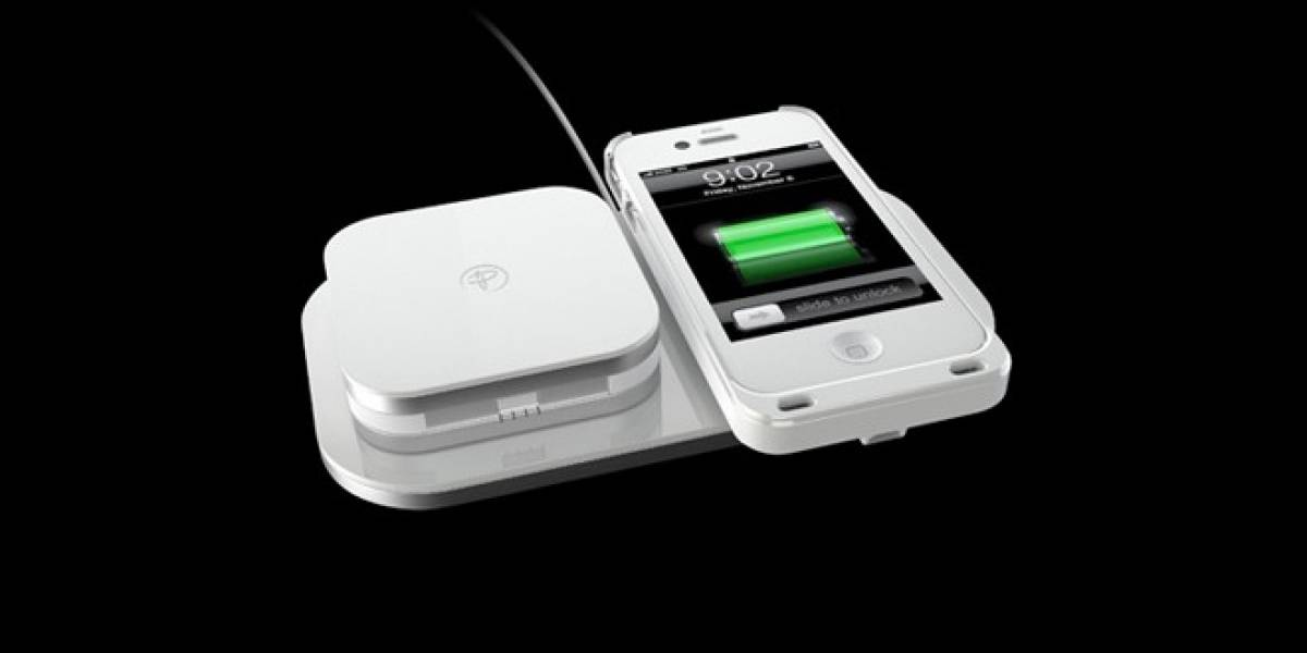 Duracell Powermat lanza paquete de carga inalámbrica para el iPhone