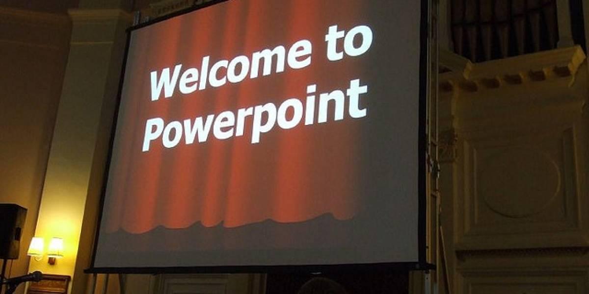 """WTF? Suizos crean el """"Partido Anti-PowerPoint"""""""